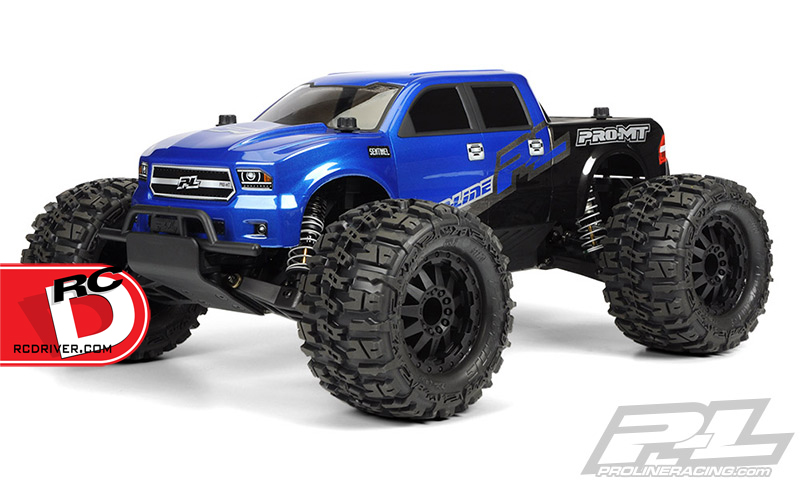 Check Out The Pro-Line PRO-MT 2wd Monster Truck Kit