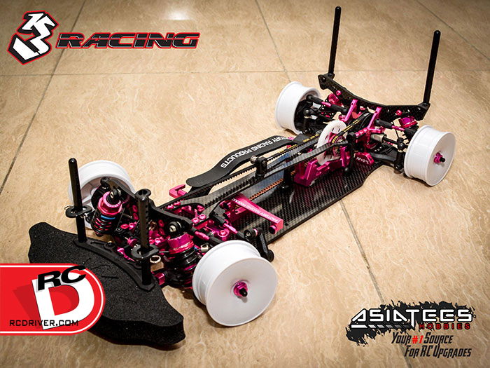 First Look – AsiaTees has the 3Racing Sakura Ultimate 2014