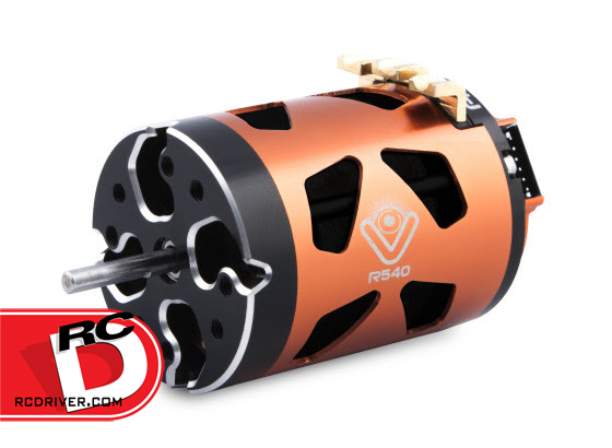 nVision R540 Sensor Brushless Racing Motors