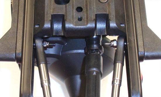 Vaterra Ascender K5 Blazer Build – Suspension Links and Axles