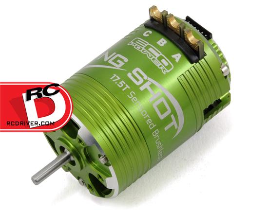 EcoPower Sling Shot Sensored 17.5-Turn Motor