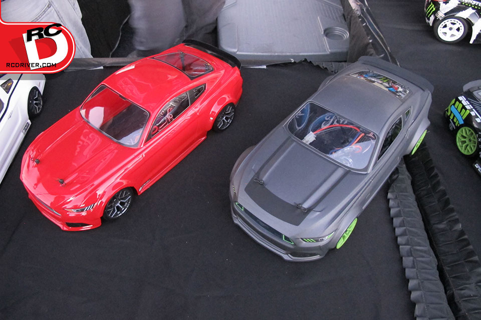 HPI Racing's New 2015 Mustang Body Spotted At SEMA