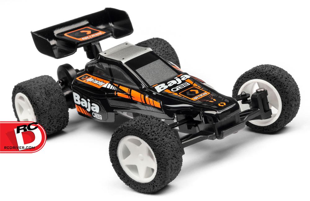 Tiny Terror – The HPI Q32 Baja Buggy
