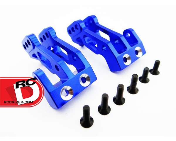 Hot Racing Yeti Aluminum Lower Link Mounts