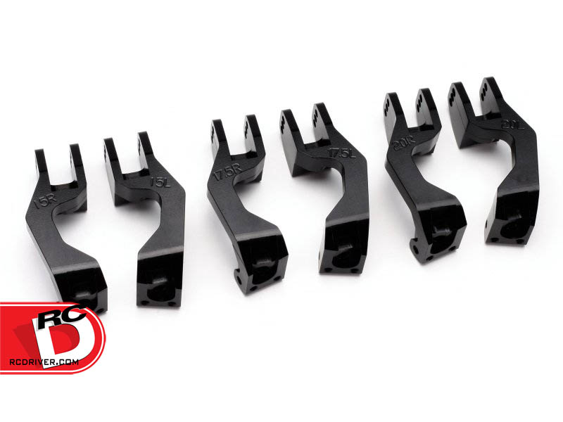 Hotbodies V2 Caster Block Sets for the D812