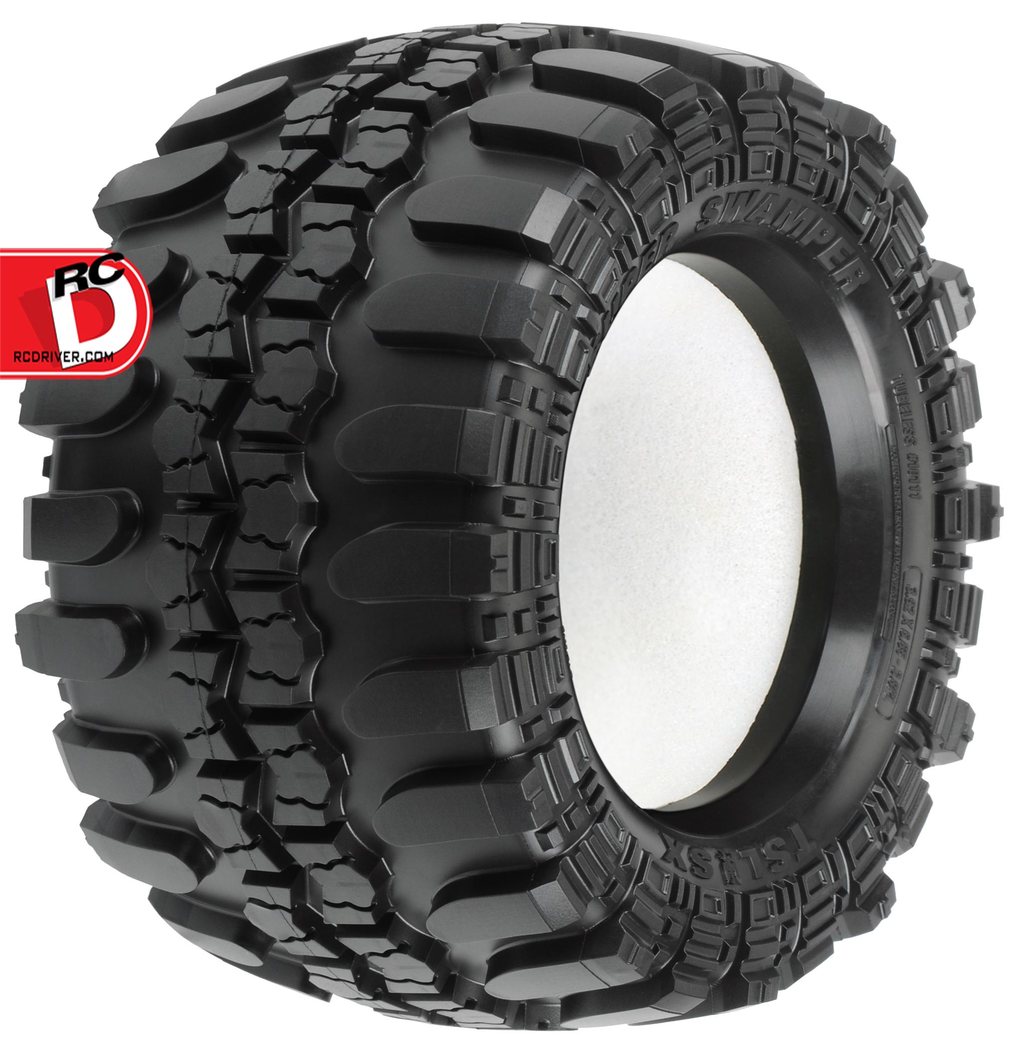 Pro-Line Interco TSL SX Super Swamper 3.8″ Tires