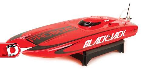 Proboat Blackjack 29 BL Catamaran RTR