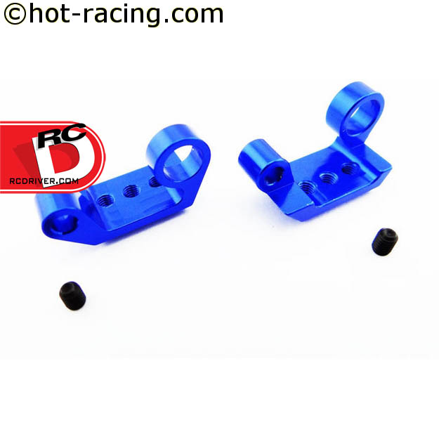Hot Racing Aluminum Away Bar Clamps for the Axial Yeti