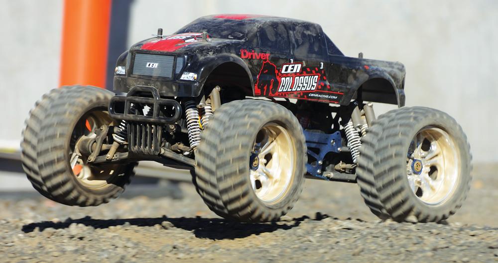 Cenracing Colossus Gst E Monster Truck