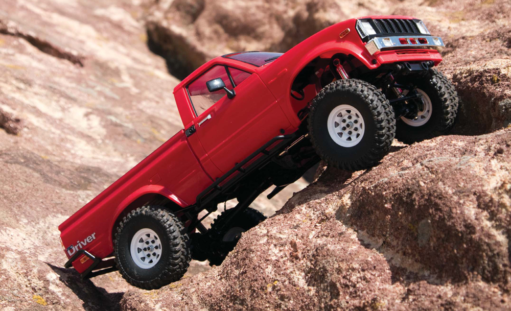 RC4WD Trail Finder 2 RTR