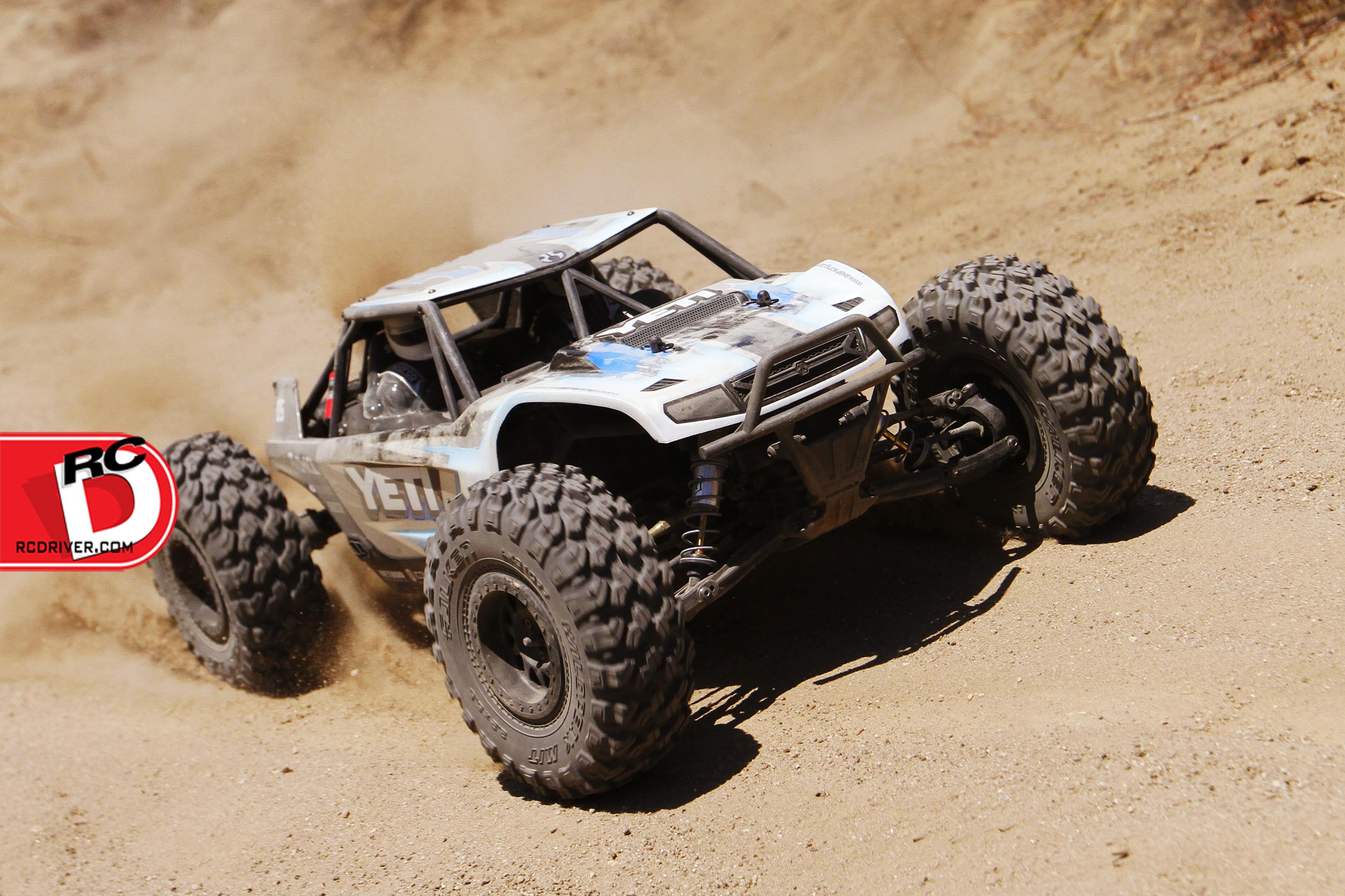 Axial Racing Yeti Rock Racer Kit