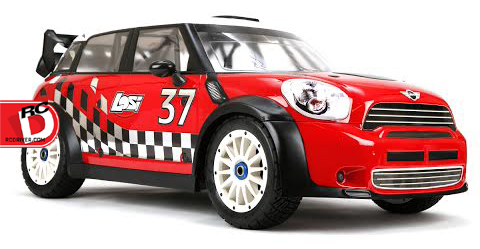 The Losi Mini WRC Rally Is Here!