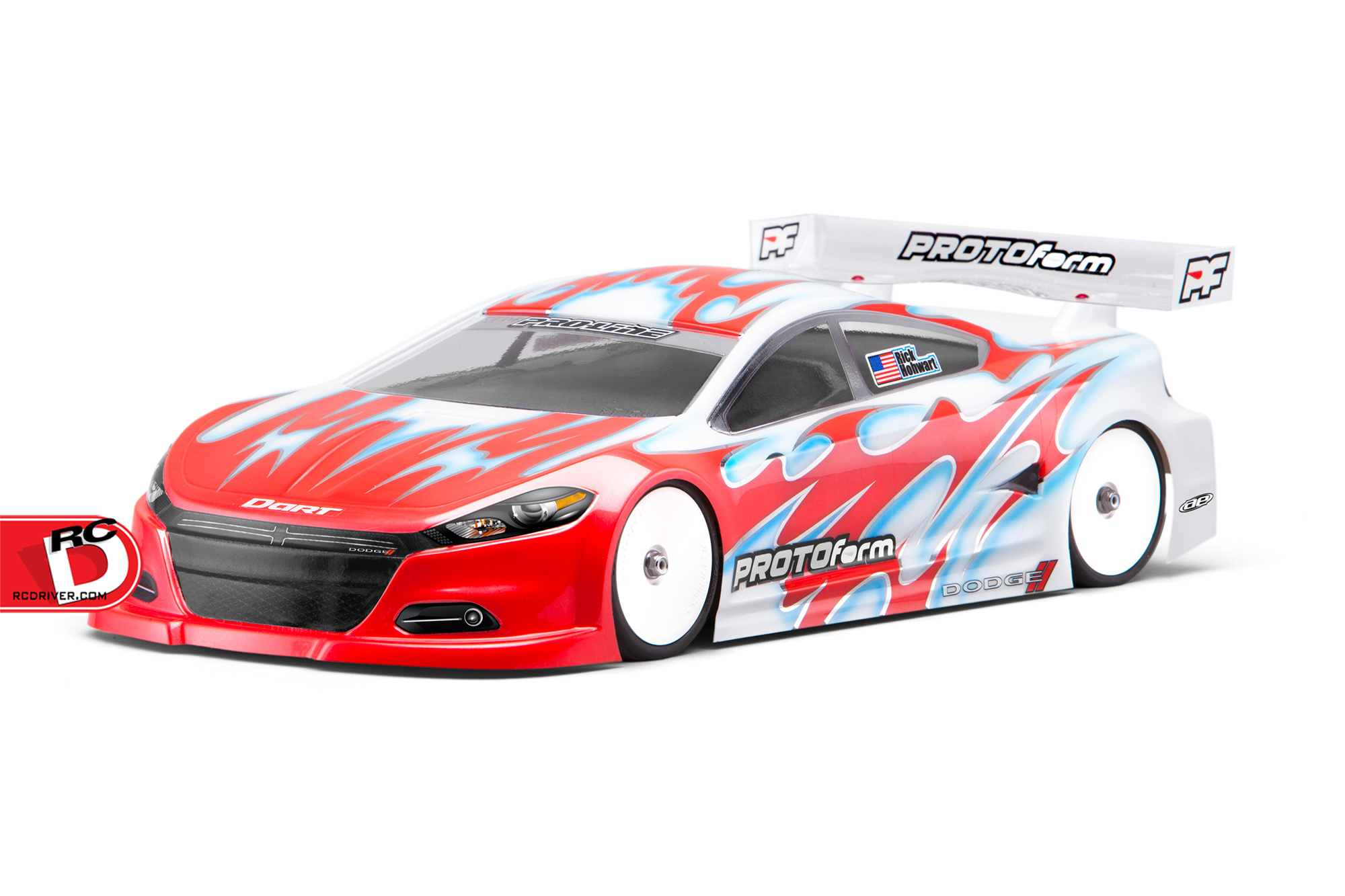 PROTOform Dodge Dart Clear Body
