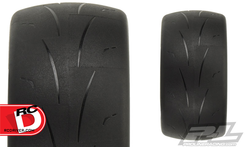 Pro-Line Prime VTR 2.4″ Slick Off-Road Buggy Tires