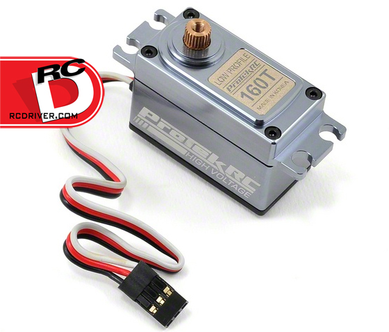 "Protek R/C 160T Low Profile Digital ""High Torque"" Metal Gear Servo"