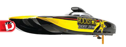 Proboat Rockstar 48 Catamaran