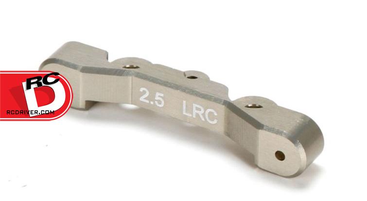 TLR 22-4 optional LRC Rear Pivot Blocks