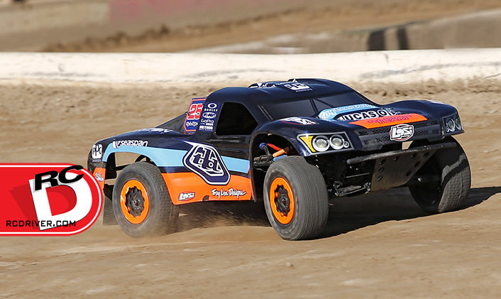 Troy Lee Designs TEN-SCTE RTR with AVC from Losi