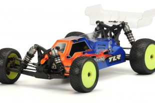 Pro-Line Racing - Pre-Cut Clear Phantom Body for the TLR 22-4 copy