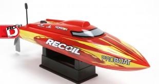 Proboat - Recoil 17 Deep-V BL Self-Righting RTR copy