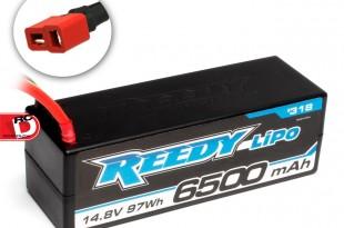 Reedy - 6500mAh 65C 14.8V Competition LiPo Battery