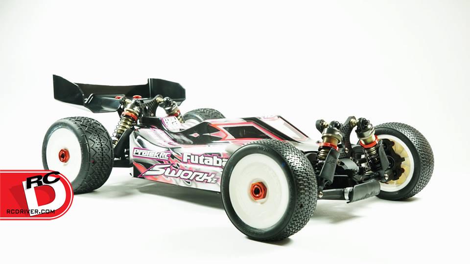 SWorkz Concept S104 EVO 1:10 Buggy