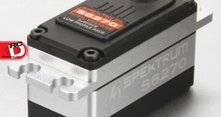 Spektrum - Low Profile HV Race Surface Servo copy