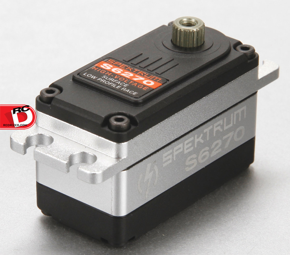 S6270 Low Profile HV Race Surface Servo from Spektrum