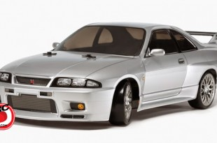 Tamiya - Nissan Skyline GT-R R33 - TT-02D copy