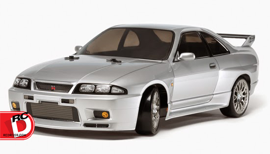 Tamiya Nissan Skyline GT-R R33 – TT-02D