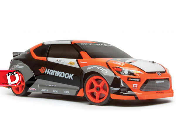 Team Associated APEX Scion Racing tC Drift Version Ready-To-Run