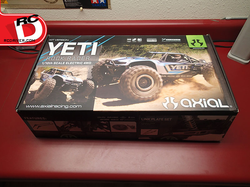 Axial Racing 1/10 Scale Yeti Electric Rock Racer Kit