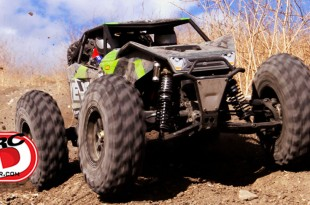 Axial Yeti XL 1/8 Scale 4WD Buggy Kit