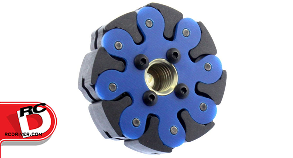 MIP 1/5 Scale, 54mm, 8-Shoe Racing Clutch