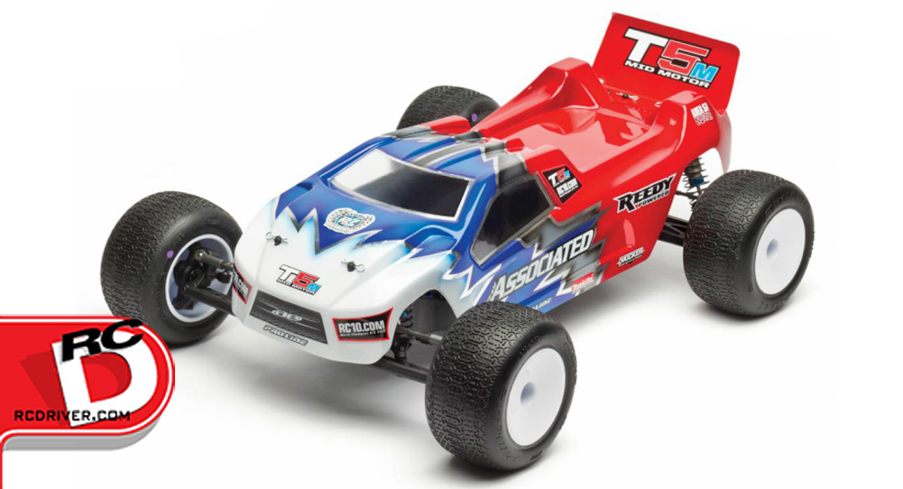 It's Here! Team Associated's T5M