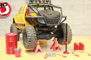 Yeah Racing Scale Accessories