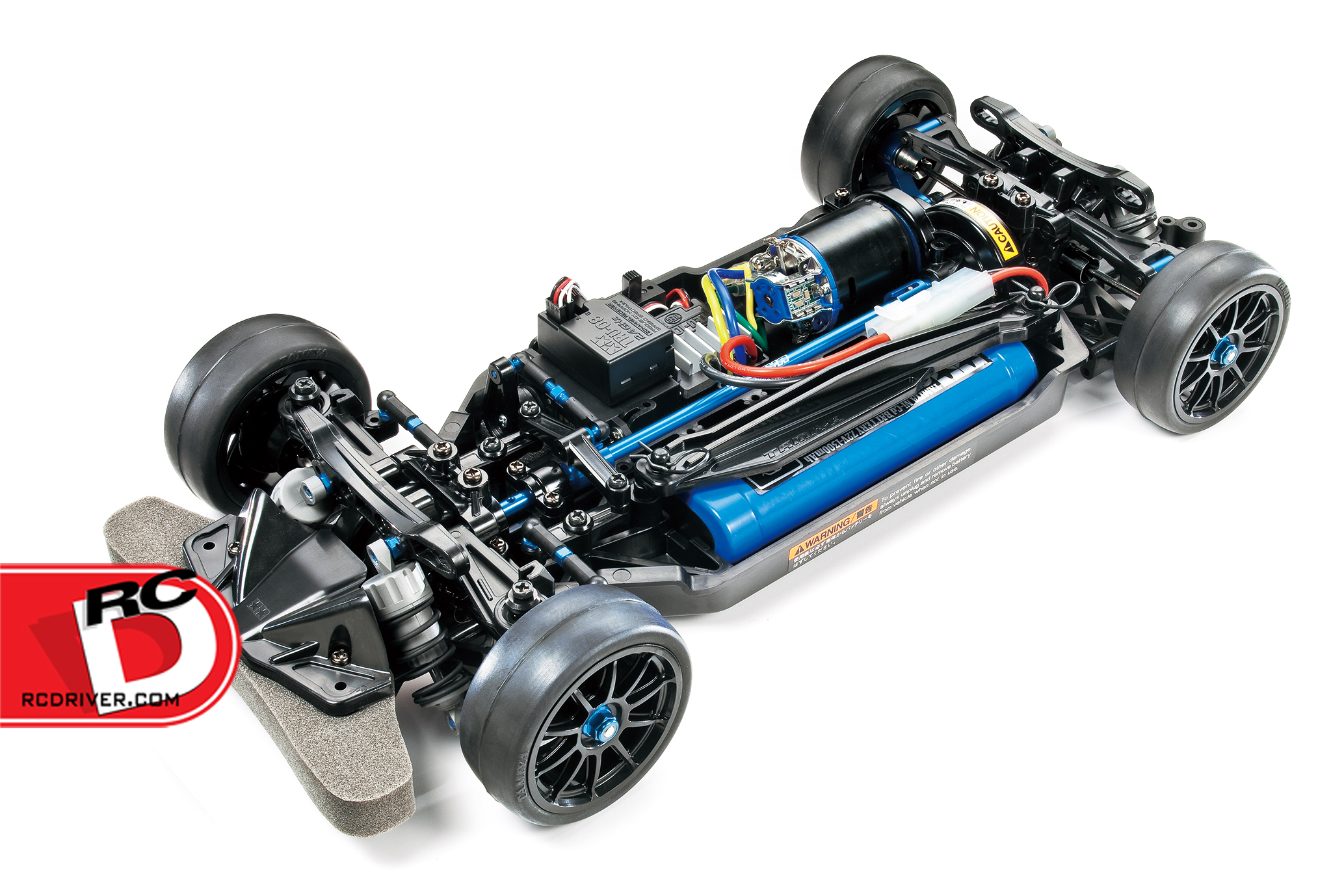 Limited Edition TT-02R Chassis Kit from Tamiya