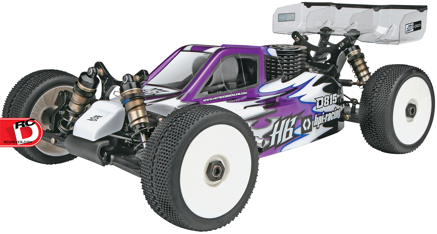 HB D815 Tessmann Worlds Edition 1/8 Buggy