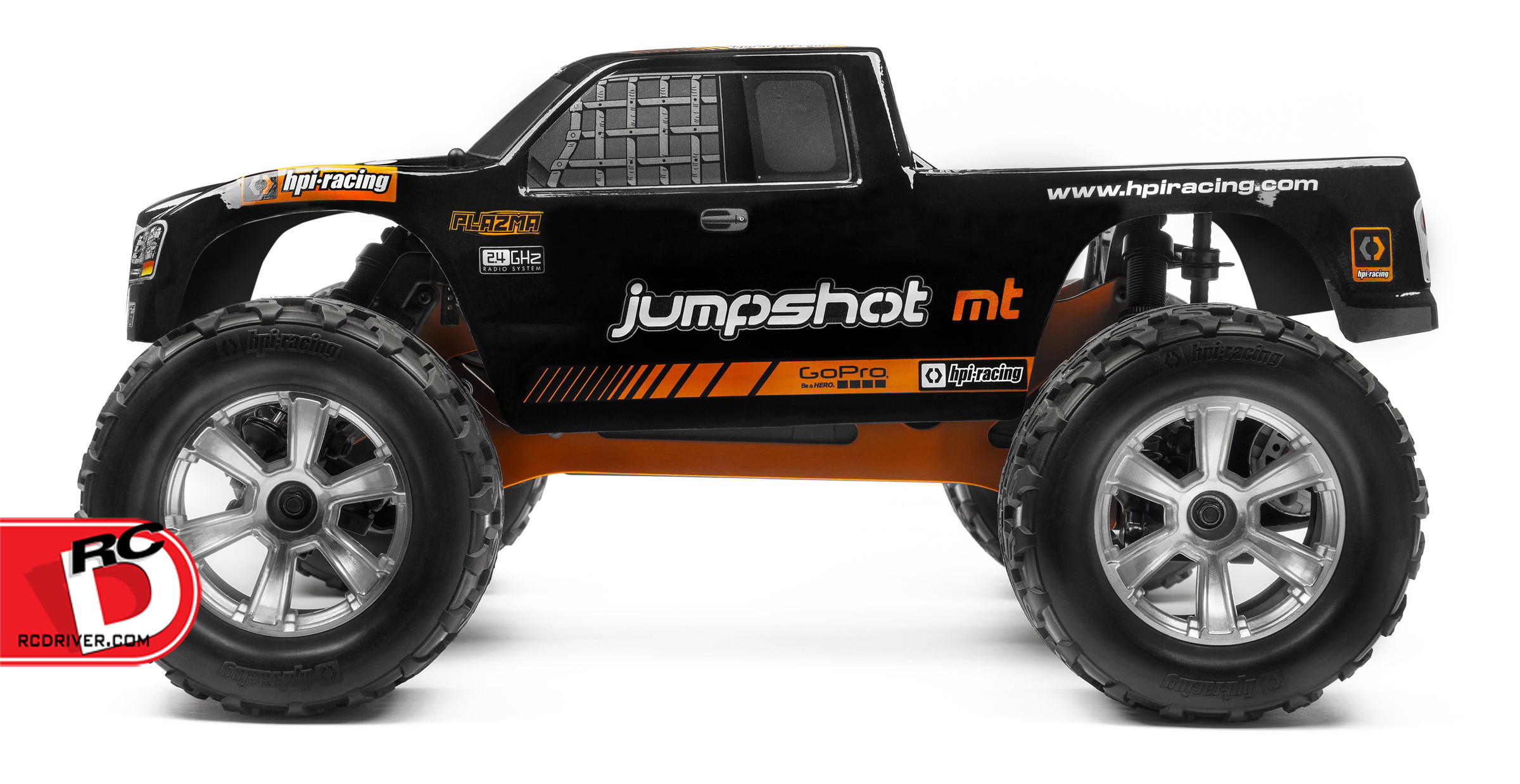 The HPI Jumpshot 2WD Truck – Something For Everyone