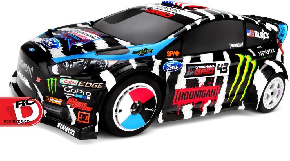 HPI Racing WR8 3.0 Ken Block Ford Fiesta ST RX43