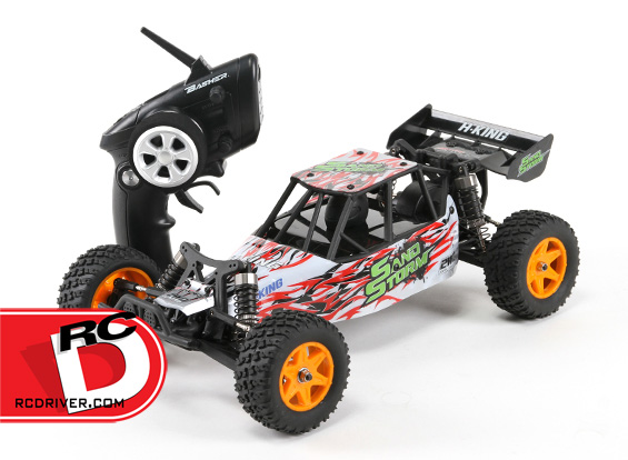 H.King Sand Storm 1/12 2WD Desert Buggy