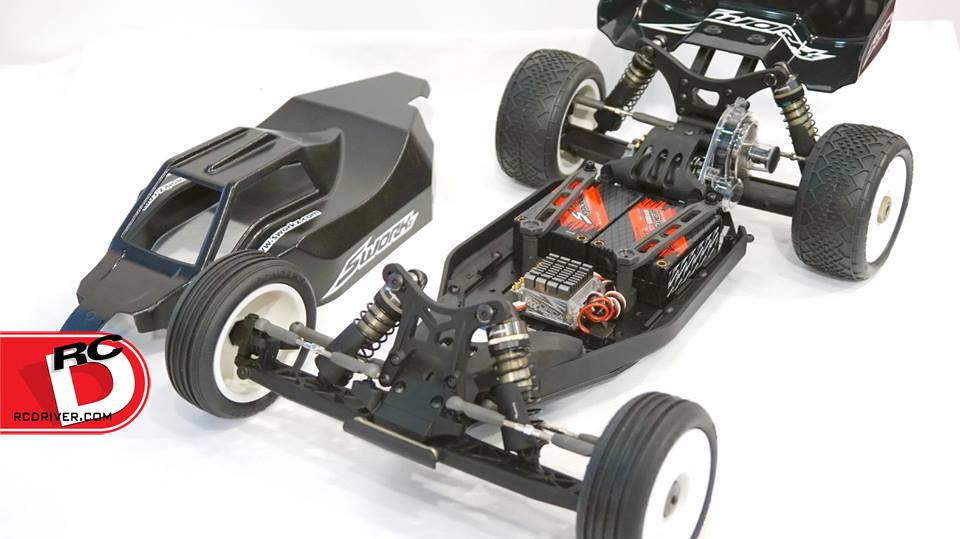 SWorkz S102 Pro 2wd Buggy