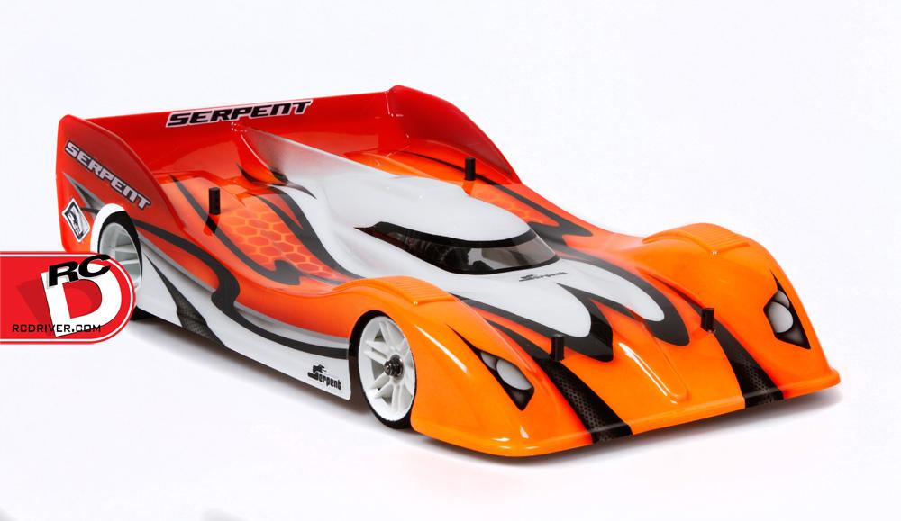 Serpent S120 LTR Pan Car