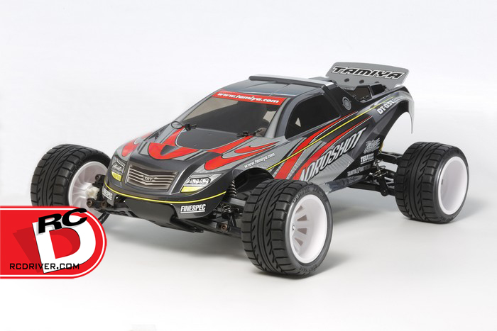 Aqroshot – DT-03T from Tamiya