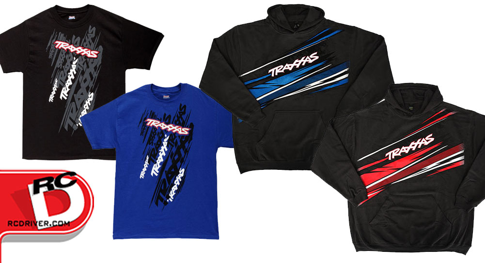 Gear Up with Traxxas New Official Apparel