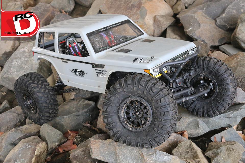 Yeah Racing Aluminum Heavy Duty Wraith Upgrade Combo Set
