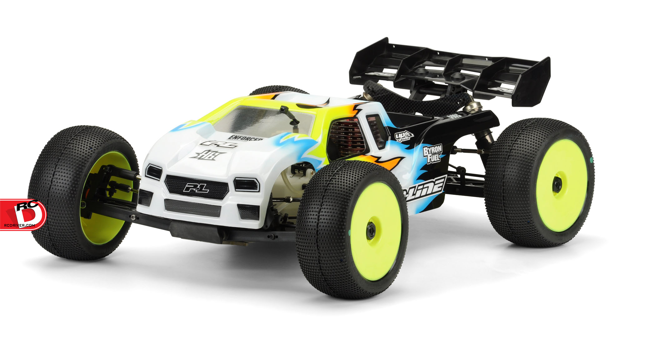 The Pro-Line Enforcer Truggy Body