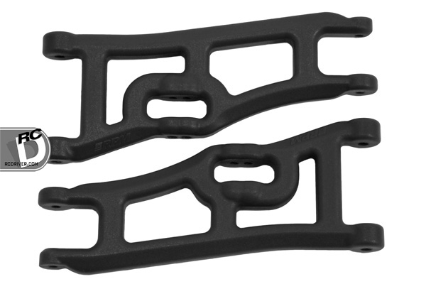 RPM Wide Front A-arms for the 2wd Traxxas e-Rustler & Stampede