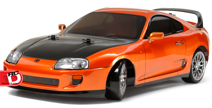Tamiya Toyota Supra – TT02D Drift Spec