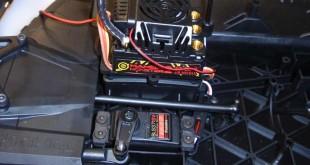 Axial Yeti XL Build – Electronics